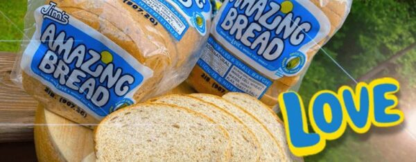 picture of jims amazing bread loaves made with love